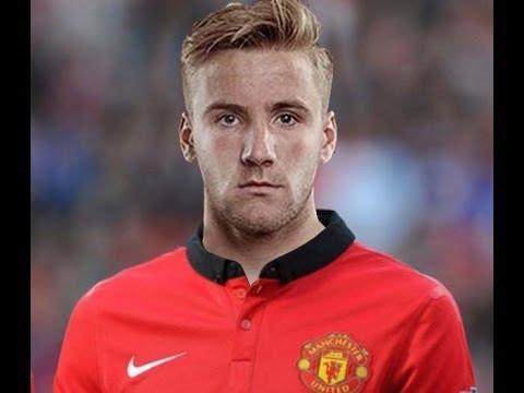 Louis van Gaal, Shaw Is Not Fit