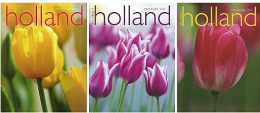 2018 Discover Holland Tulip Photo Contest