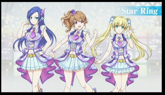 Idol Memories Anime StarRing