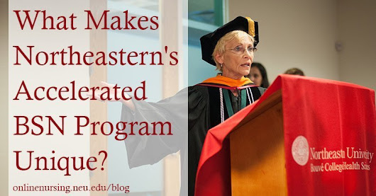 What Makes Northeastern's Accelerated BSN Program Unique?