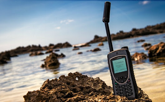 What is Satellite phone, how it works and where to buy