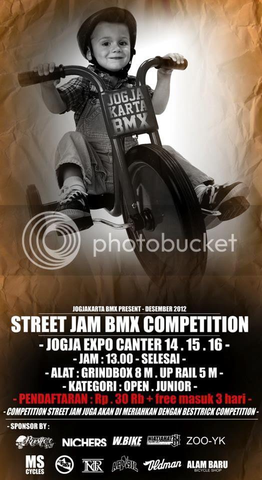 Street Jam BMX Competition