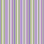 Chelsea~Lilac Floral Stripe Digital Cotton Fabric by Northcott