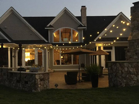Prep your Patio for Spring Outdoor Living in Seattle | Outdoor Lighting Perspectives