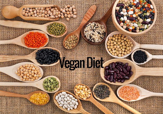 What Does A Healthy And Balanced Vegan Diet Look Like? -