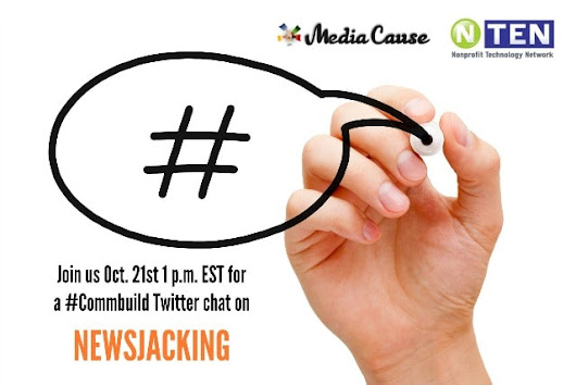 Media Cause Hosts Twitter Chat on Newsjacking
