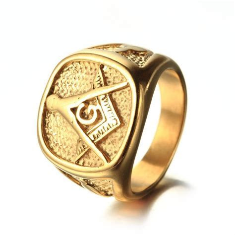 2019 Popular Masonic Wedding Bands