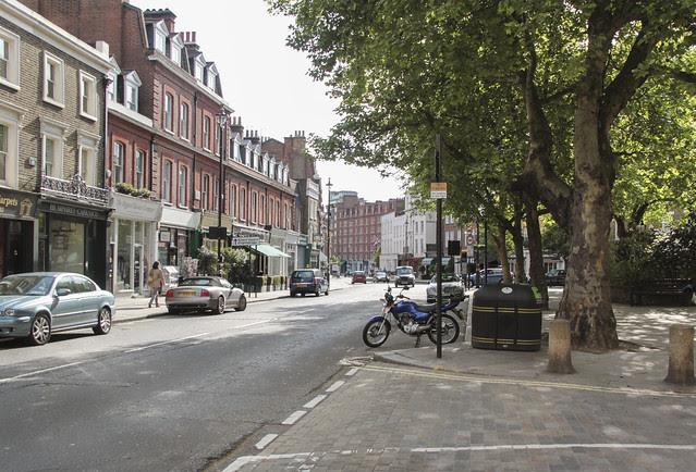 Orange Square, London