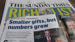 Sunday Times Rich List 2011