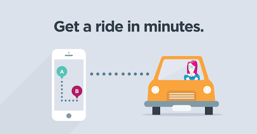A ride whenever you need one - Lyft