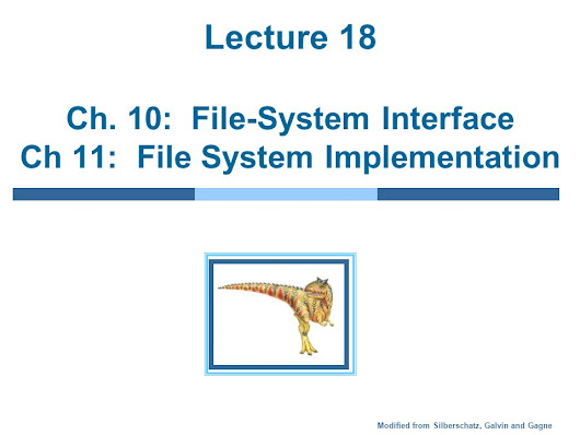 Chapter 10: File-System Interface -  ppt download