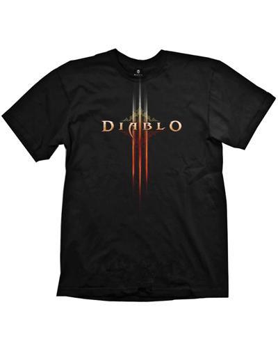 Camiseta Diablo III Logo