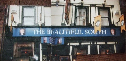 The Beautiful South.  A Pub.