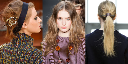 The Best Hair Trends for Fall 2015