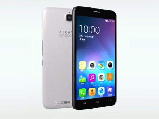 Alcatel OneTouch Flash Android 3G Dengan Prosesor Octa-core