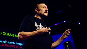 Philip Zimbardo explains his infamous Stanford Prison experiment at a TED conference.