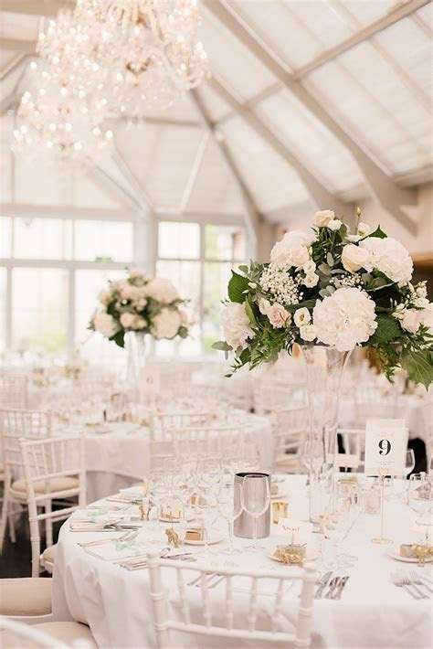 Classic Wedding at Botleys Mansion with Ellis Bridals Gown