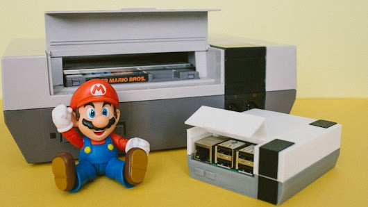 How to build your own Nintendo Classic Mini: NES with a Raspberry Pi