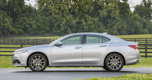 Value-packed sedan puts Acura back in the luxury game