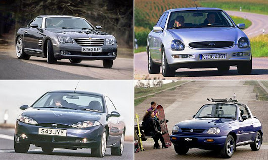 Seven substandard cars we're glad to see the back of