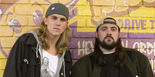 Kevin Smith Developing Jay and Silent Bob Reboot