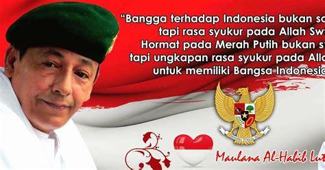 berdiri  bangsa cinta tanah air tetap cinta