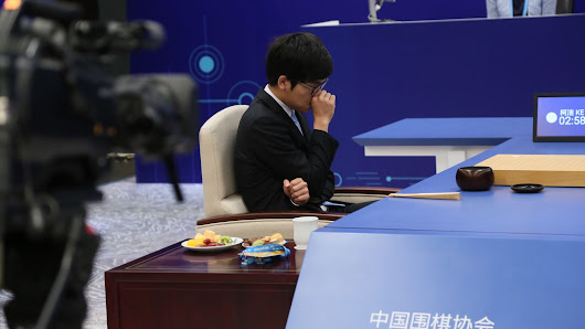 AlphaGo beats Ke Jie again to wrap up three-part match