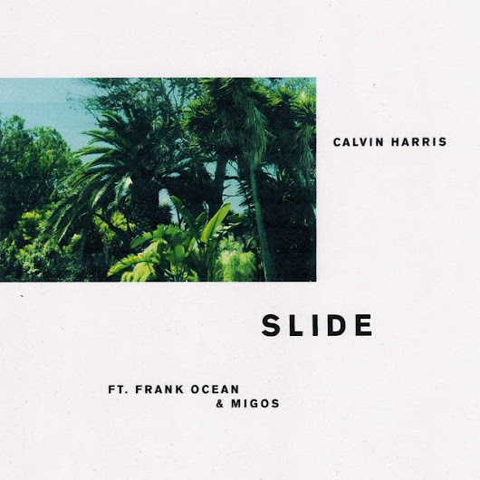 Spotify Web Player - Slide - Calvin Harris