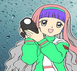 Anime Kız Boyama Oyunu Oyna