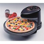 Presto 03430 Pizzazz Plus Rotating Pizza Oven, Black