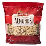 Mariani Sliced Premium Almonds, 2 lbs