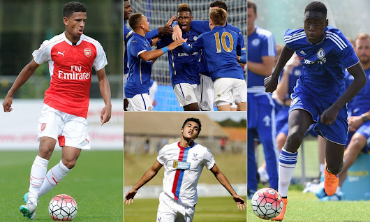 Next Generation 2015: 20 of the best talents at Premier League clubs | Football | The Guardian
