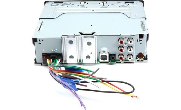 Kenwood Kdc Bt375u Wiring Diagram