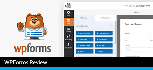WPForms Review - Best Drag And Drop Form Builder WordPress Plugin - Modern WP Themes