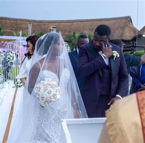ALL PHOTOS: John Dumelo and Gifty Nkornu seal relationship