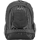 EastWest The Student Backpack, Water Resistant, Precision Zip, Backpack, Black
