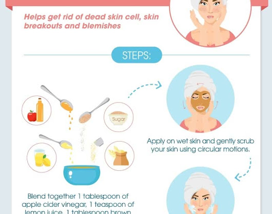 6 Things To Get Rid Of Oily Skin