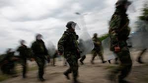 La Nato aumenta il numero delle esercitazioni al confine con la Russia