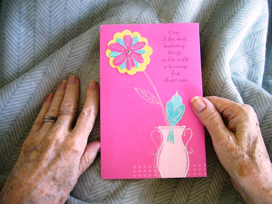 [Guest Post] Writing the Elderly