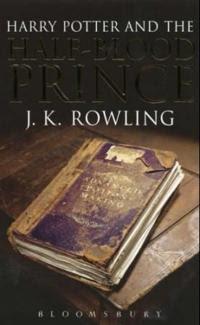 Harry Potter and the half-blood prince (vuxen pocket A)