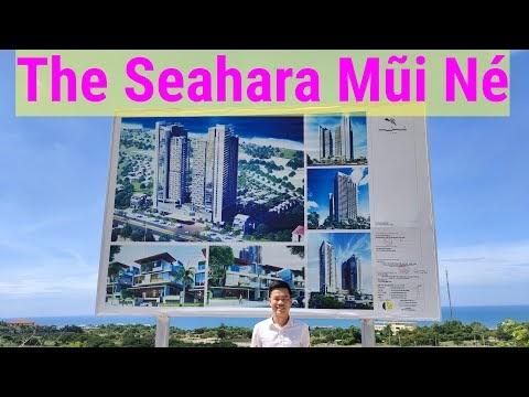 Giới thiệu vị trí dự án The Seahara Mũi Né Resort & Villa - Bình Thuận