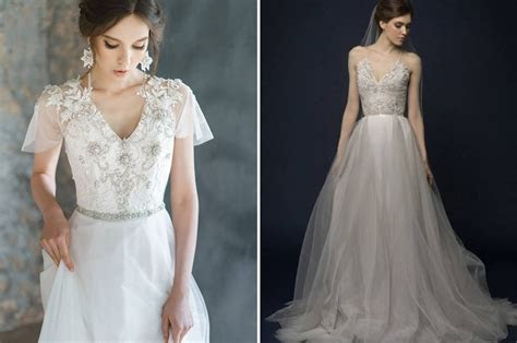 Wedding Dresses for Pear or Triangle Shape Brides