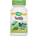 Natures Way Nettle Leaf, 435 mg, Capsules - 100 capsules