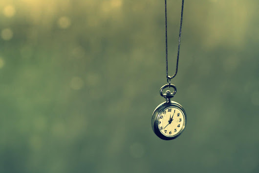 Thoughtful: What does Time feel like?