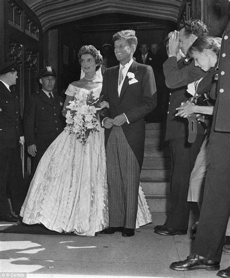 The most iconic wedding dresses of all time revealed