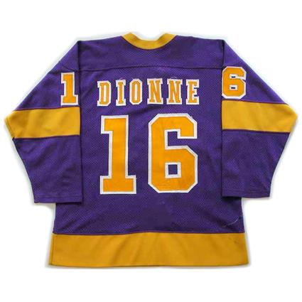 Los Angeles Kings 78-79 B jersey