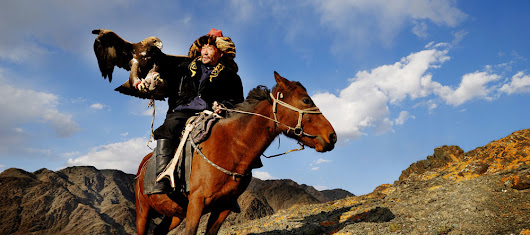 Mongolia is the Ultimate Escape from Civilization