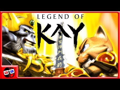 Outro Clássico no Switch - Legend of Kay