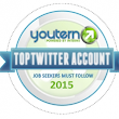 50 Twitter Accounts You MUST Follow in 2016 | The Savvy Intern by YouTern
