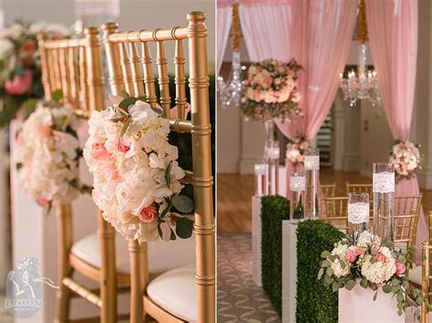 Rose Quartz Styled Shoot for Real Weddings Magazine